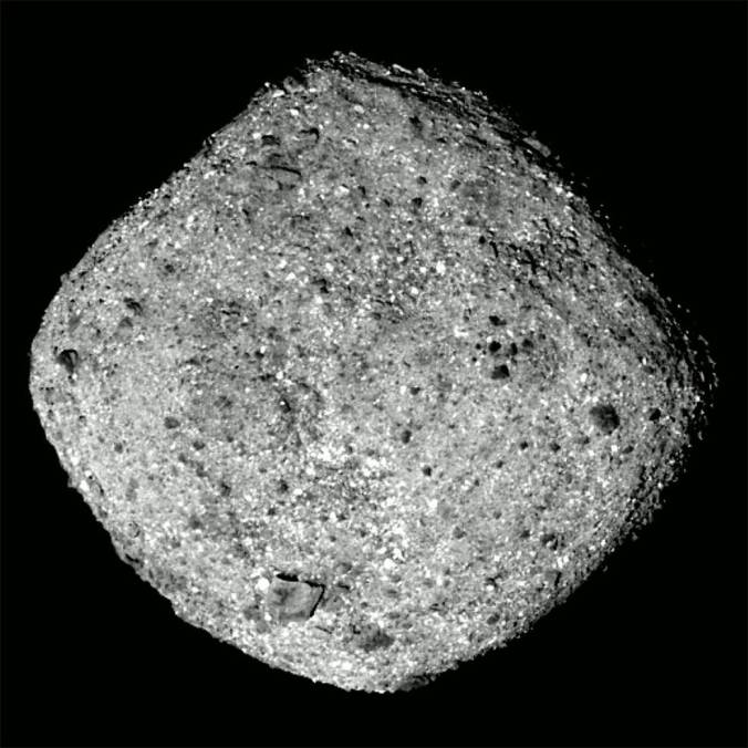 Asteroid Bennu may have been home to ancient water flows ( Science News)