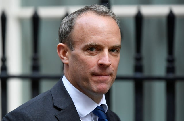 Coronavirus UK Updates: Raab refuses to rule out tier 4