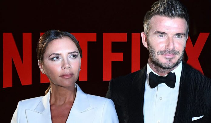 David and Victoria Beckham land £16million deal with Netflix, Report