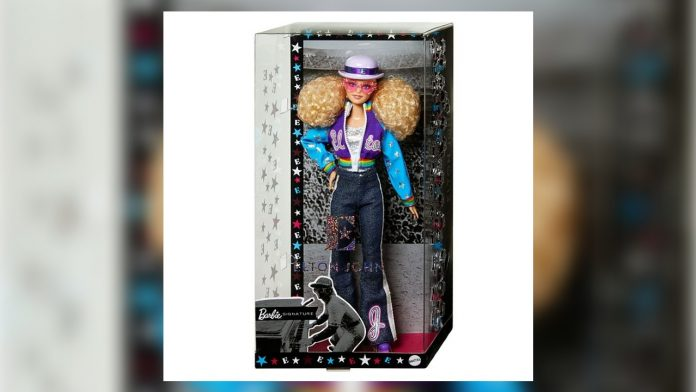 Elton John is getting his own Barbie doll (Photo)
