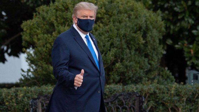 Facebook removes Trump post comparing the seasonal flu to Coronavirus