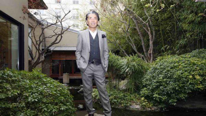Fashion Designer Kenzo Takada dies from Coronavirus