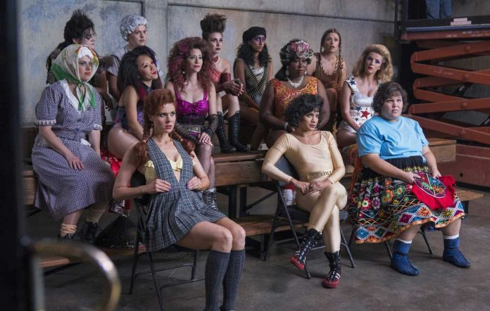 'GLOW' Cast Host Virtual Reunion Discussing Netflix Cancellation, Report