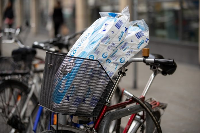 Germans Are Hoarding Toilet Paper and Yeast Again, Report