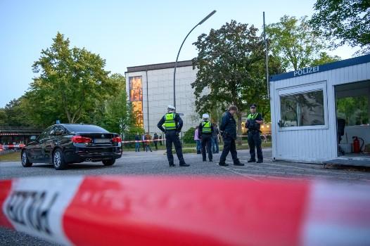 Germany: Anti-Semitic attack at Hamburg synagogue, Report