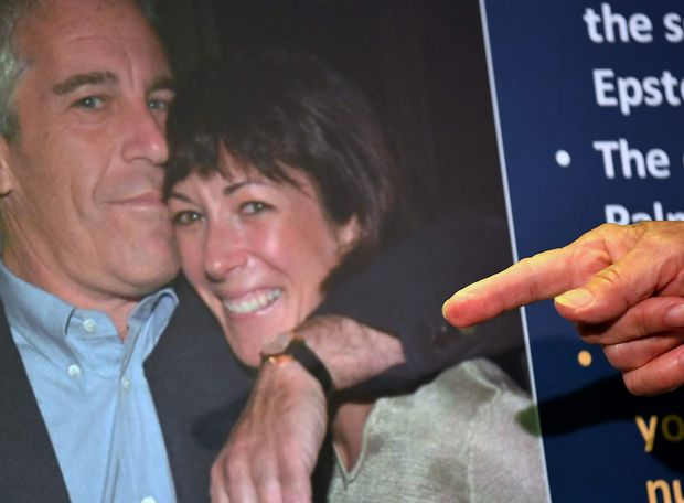 Ghislaine Maxwell's testimony about Jeffrey Epstein can be made public, Report