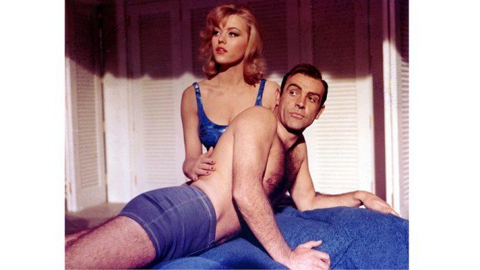 Goldfinger actress Margaret Nolan dies at 76