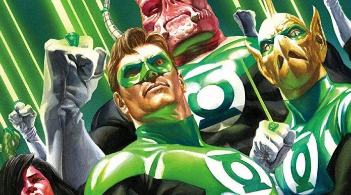 'Green Lantern' series greenlit at HBO Max, Report