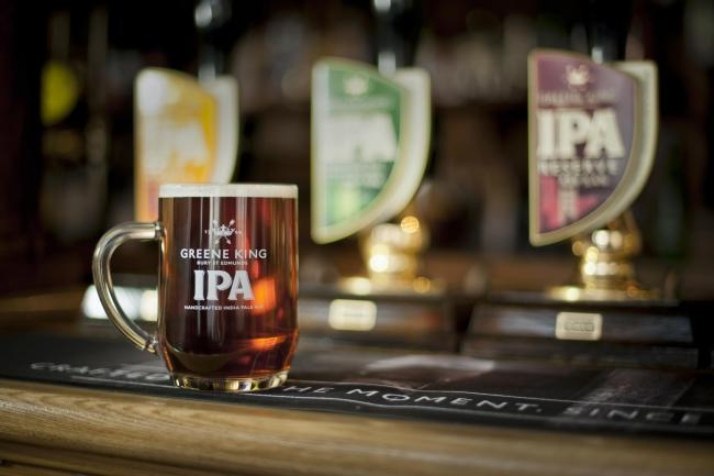 Greene King to close pubs, cutting 800 jobs (Report)