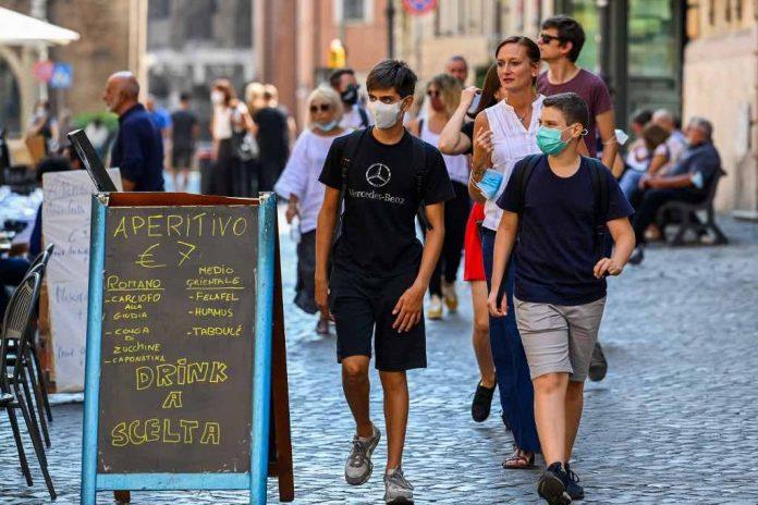 Coronavirus UK Updates: Face masks become mandatory in Netherlands - including in schools