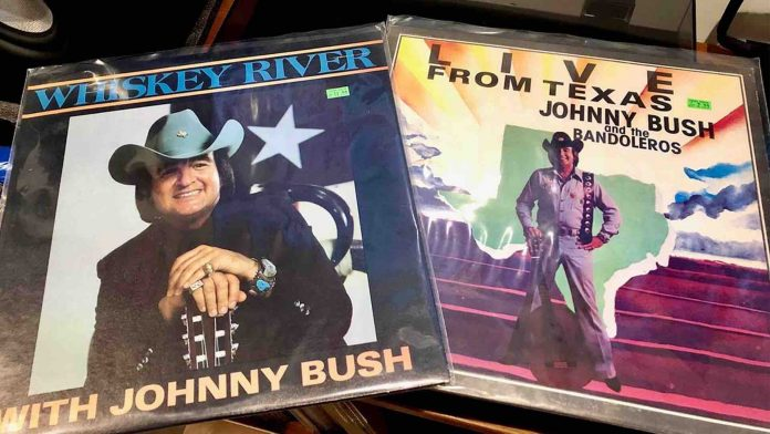 Johnny Bush: Country musician dies at age 85