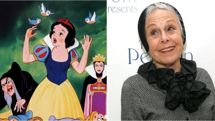 Marge Champion, Star, Dancer and Model for Snow White, Dies at 101