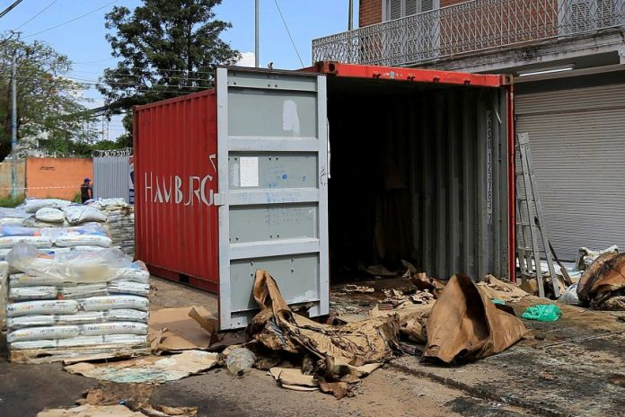 Moroccan bodies found in container shipment from Serbia to Paraguay