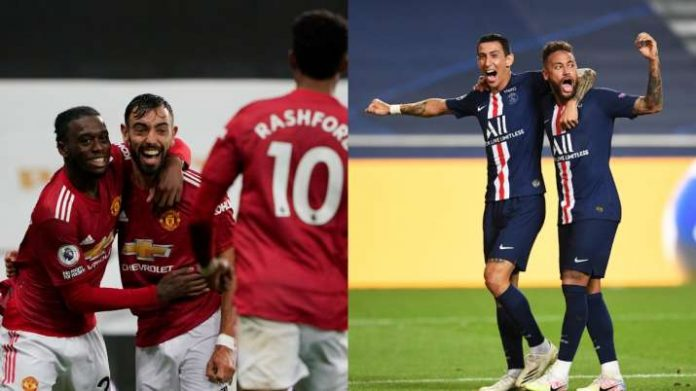 PSG vs Manchester United live stream: Watch Champions League game online