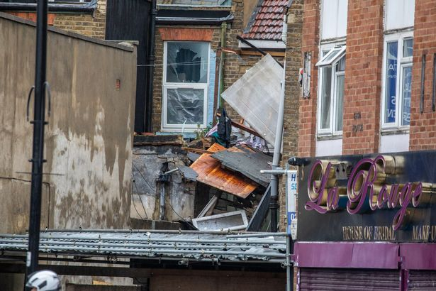 Southall 'gas explosion': Two dead after blast at shop in west London, Report
