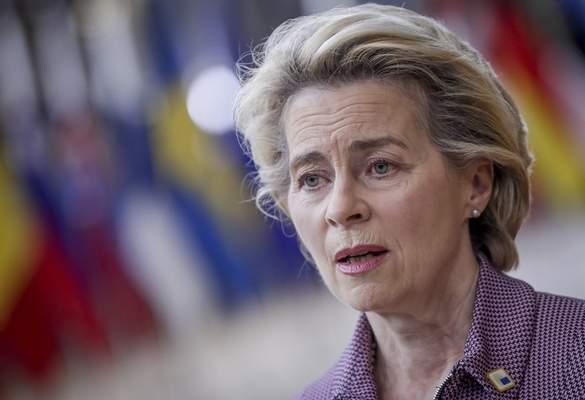 Ursula von der Leyen leaves EU summit to go into quarantine