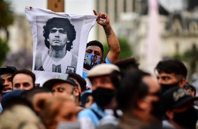 Argentina Bids Final Farewell To Favourite Son Diego Maradona, Report