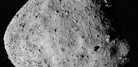 Asteroid Bennu may be hollow according to a new research