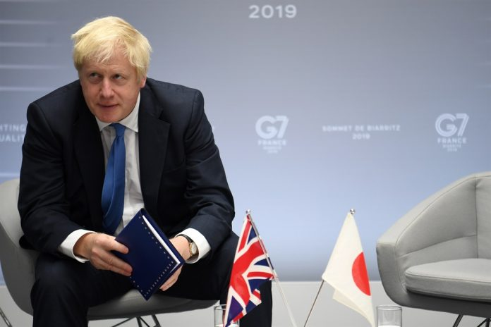 Boris Johnson maintains Brexit deal 'is there to be done', Report