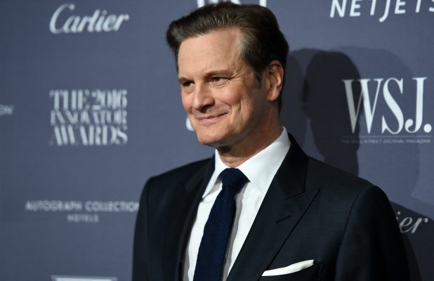 "Colin Firth To Lead ""Zombie Brother"" Film, Report"