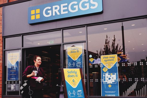 Coronavirus UK Live: Greggs to cut more than 800 jobs because of the pandemic