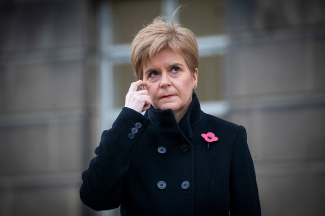 Coronavirus UK Updates: Four-tier restrictions have 'very significantly' lowered virus spread - Sturgeon
