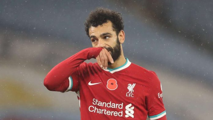 Coronavirus UK Updates: Liverpool forward Salah returns another positive Covid-19 test