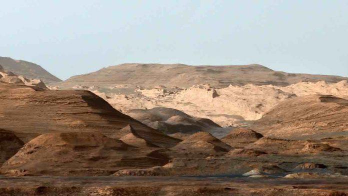 Curiosity finds evidence of ancient megaflood on Mars (Study)