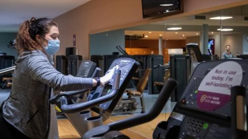 Gyms and all shops to reopen when lockdown ends next week, Report
