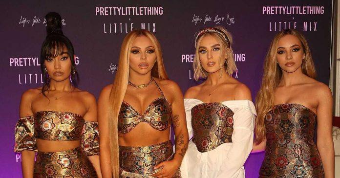 Jade Thirlwall defends sexual lyrics on new Little Mix album, Report
