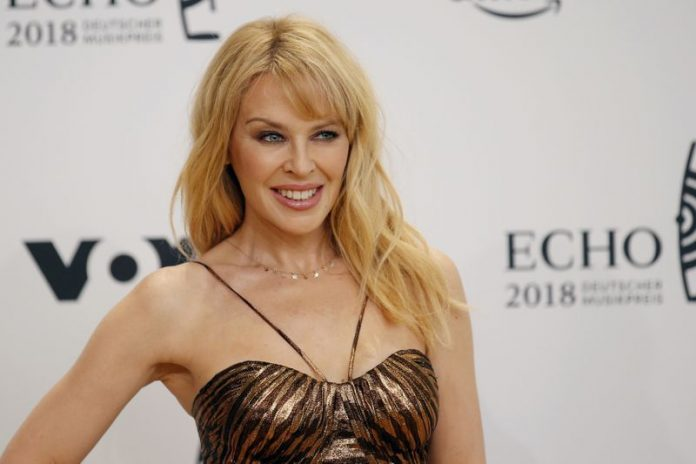 Kylie Minogue tops UK charts five decades in a row, Report