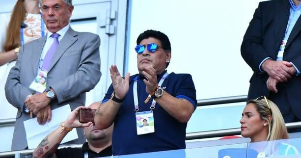 Maradona dies - latest updates: Football icon dies at 60 following heart attack