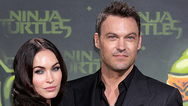 Megan Fox Just Filed for Divorce from Brian Austin Green, Report