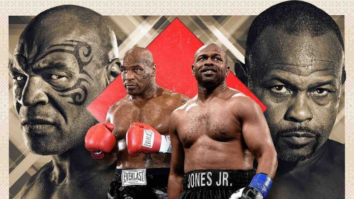 Mike Tyson vs Roy Jones Jr: When and where to watch this most-awaited boxing event live in UK