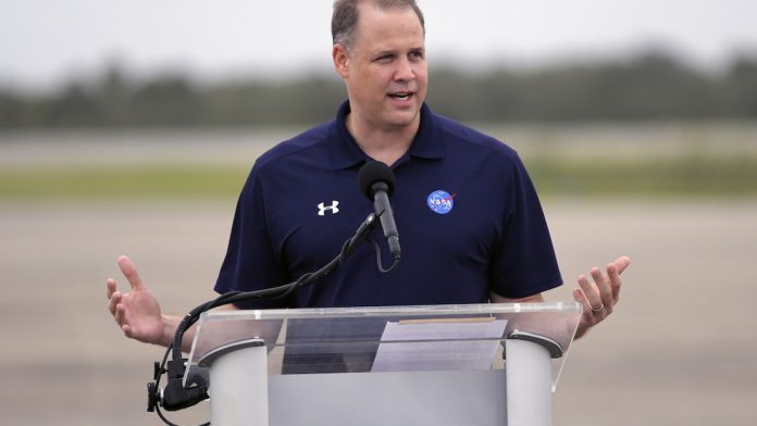 NASA chief Jim Bridenstine will reportedly step down under Biden administration, Report