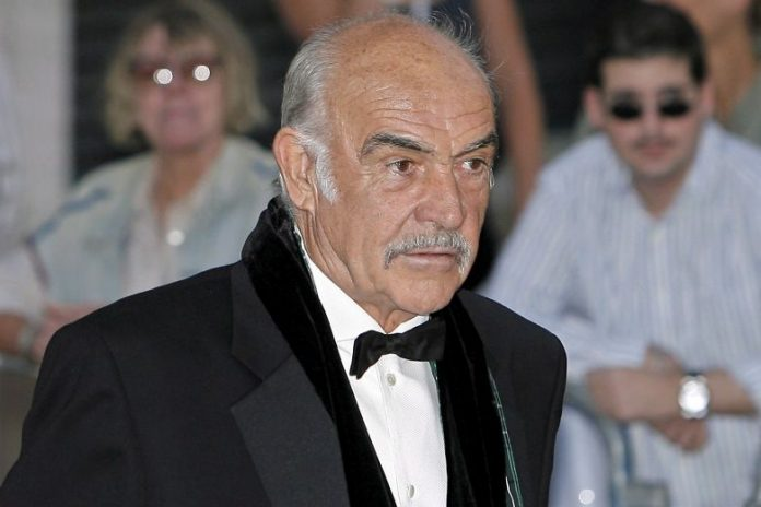 Reactions to the death of screen legend Sean Connery