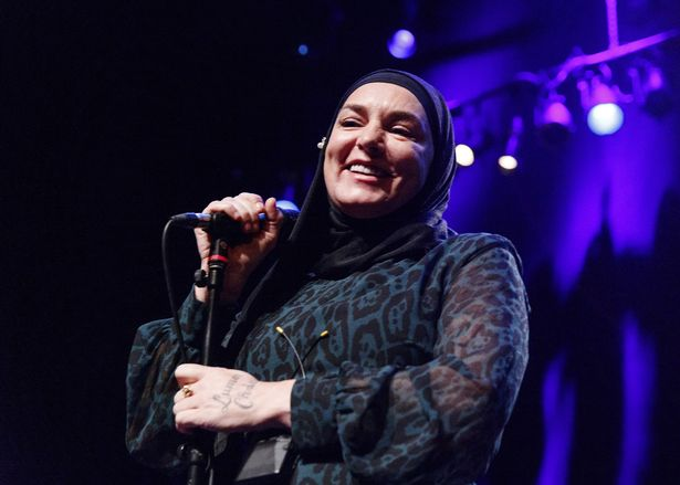 Sinéad O'Connor entering rehab for 'trauma and addiction', Report