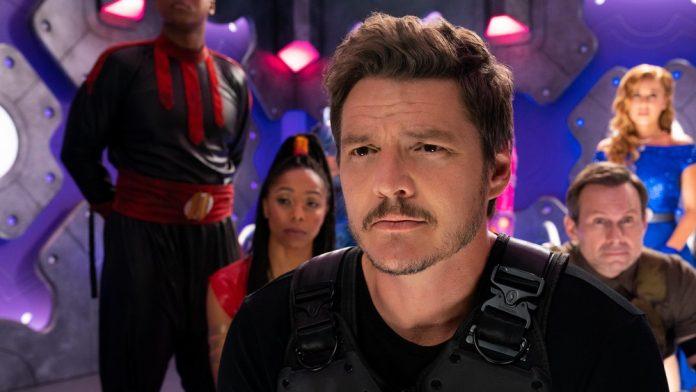 The new Netflix superhero film from Robert Rodriguez, Report