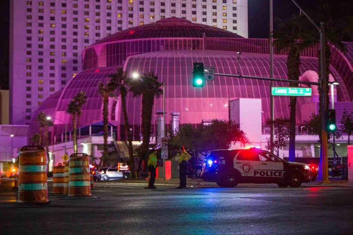 Three injured in shooting at Circus Circus on Las Vegas Strip