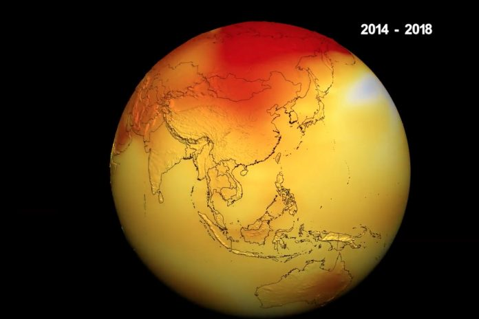 2020 likely world's second hottest year, Report