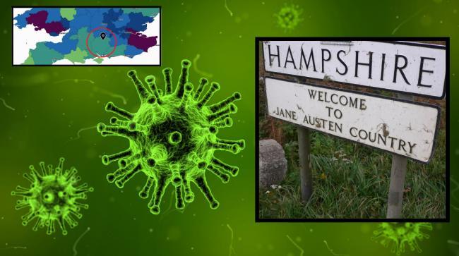 Coronavirus UK Updates: Hampshire moves into Tier 4