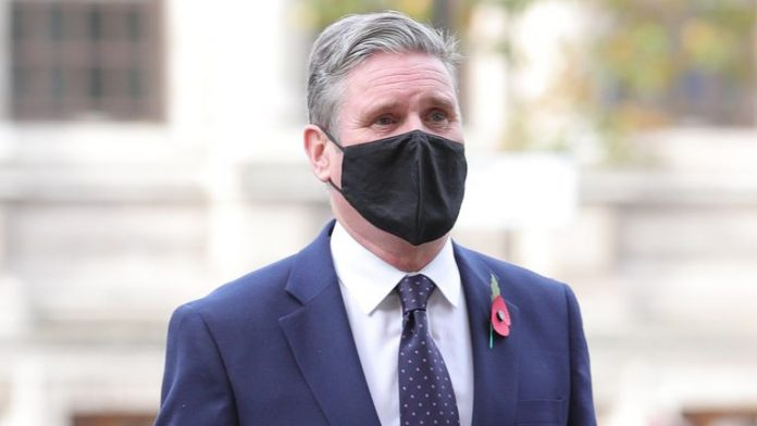 Coronavirus UK Updates: Keir Starmer self-isolating for the second time after staffer tests positive