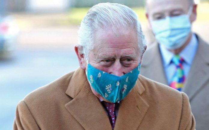 Coronavirus UK Updates: Prince Charles confirms he will take the coronavirus vaccine