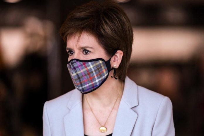 Coronavirus UK Updates: Sturgeon to outline changes to restrictions