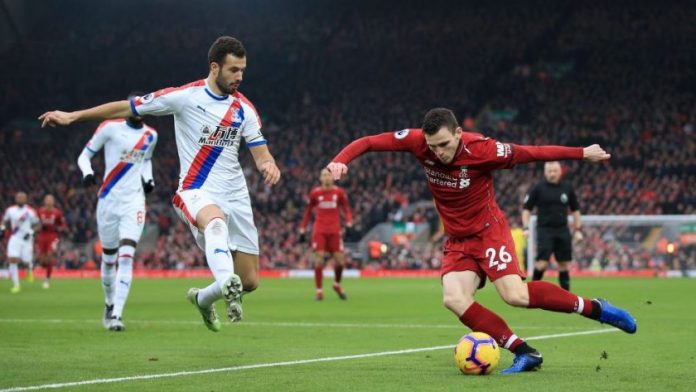 Crystal Palace vs Liverpool LIVE: How to watch, team news, odds (Reports)