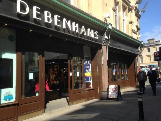Debenhams set to close all stores with possible loss of 12,000 jobs, Report