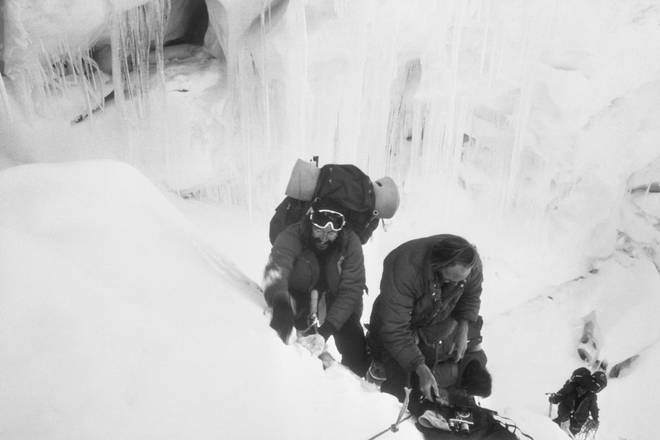 Doug Scott, Part of First Team to Summit Everest by Southwest Face, Dies aged 79