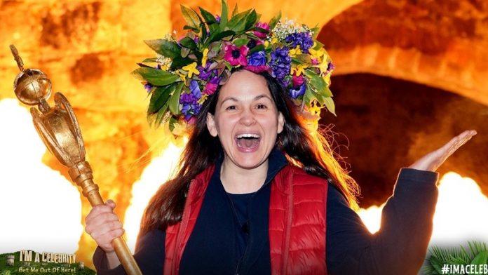 Giovanna Fletcher crowned I'm A Celebrity 2020 winner, Report