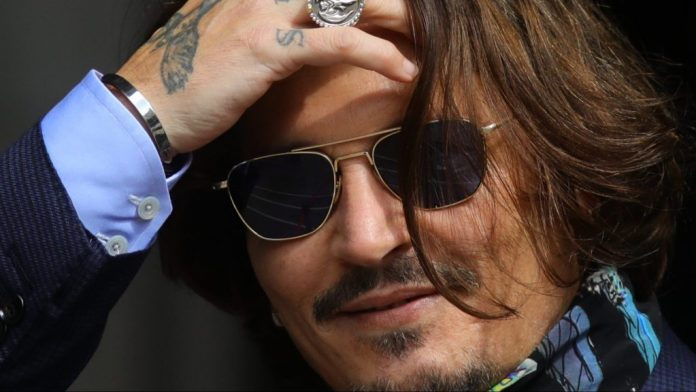 Johnny Depp calls for retrial after losing wife beater comment legal battle, Report