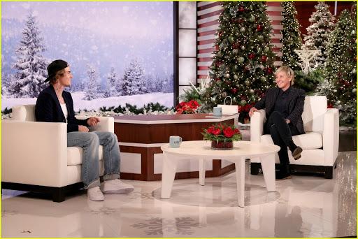 Justin Bieber Talks Kids, Looking Like Brad Pitt, & More in 'Ellen' Interview (Video)